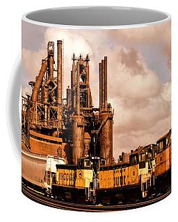 Rust In Peace Coffee Mug