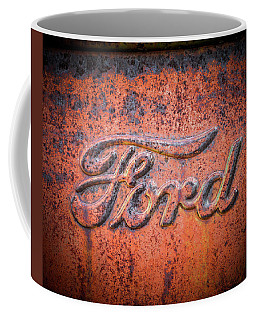 Rust Never Sleeps - Ford Coffee Mug