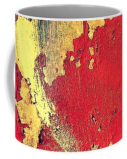 Rust Coffee Mug by Paulo Guimaraes