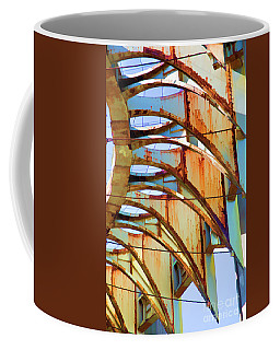 Rust Pavilion World's Fair 1964 Ny Coffee Mug