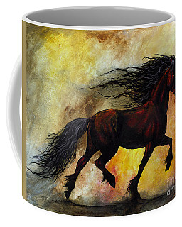 Rust Unicorn Coffee Mug