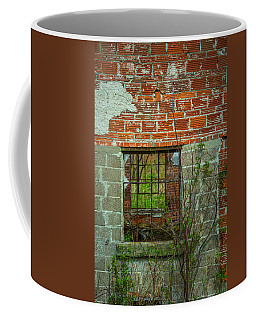 Rusted Bars Coffee Mug by Guy Whiteley