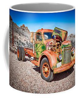 Rusted Classics - The International Coffee Mug