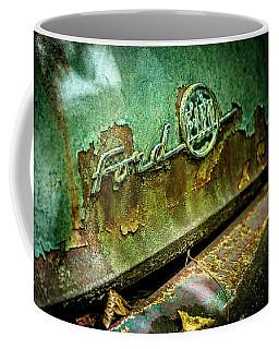 Rusted Ford Coffee Mug