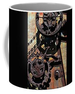 Rusted Gears 2.0 Coffee Mug