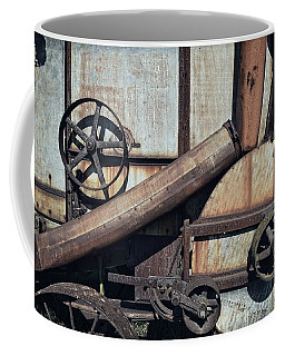 Rusted In Time Coffee Mug