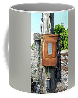 Rusted Power Coffee Mug