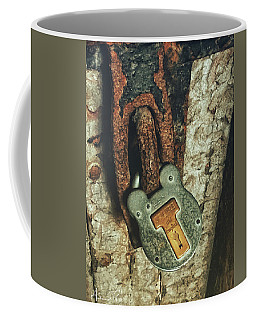 Rusted Security Coffee Mug