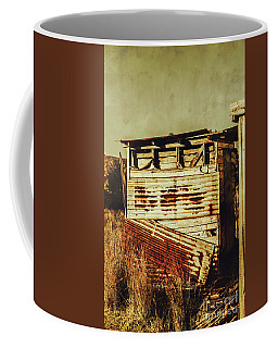 Rustic Abandonment Coffee Mug