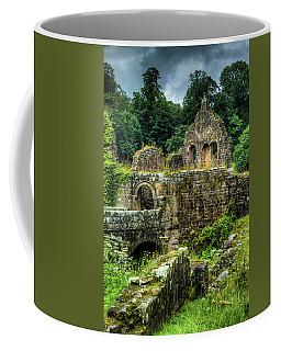 Rustic Abbey Remains Coffee Mug