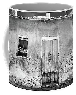 Rustic Building. Coffee Mug