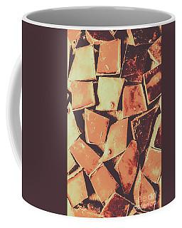 Rustic Choc Block Coffee Mug