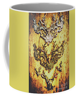 Rustic Country Style Jewels  Coffee Mug