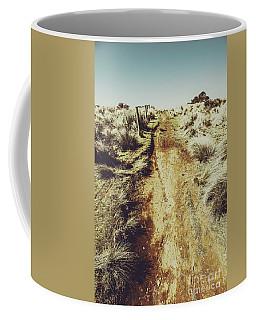 Rustic Country Trails Coffee Mug