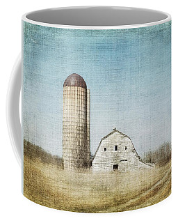 Rustic Dairy Barn Coffee Mug