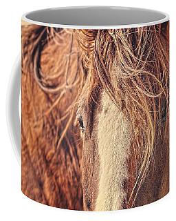 Rustic Eyes Coffee Mug