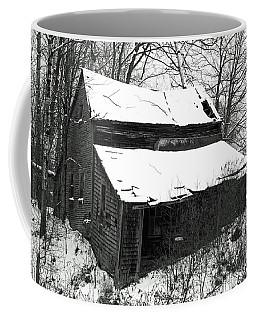 Rustic Home Bw Coffee Mug
