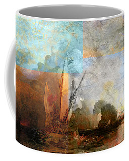 Rustic I Turner Coffee Mug by David Bridburg