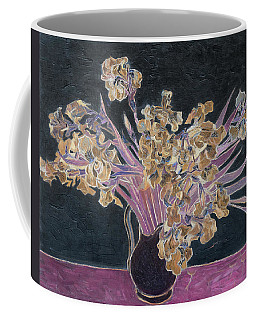 Rustic II Van Gogh Coffee Mug by David Bridburg