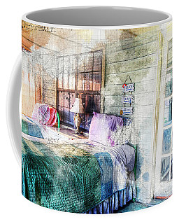 Rustic Look Bedroom Coffee Mug