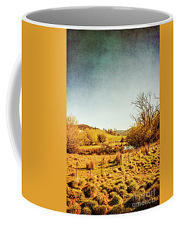 Rustic Pastoral Australia Coffee Mug