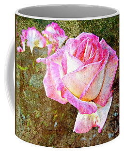 Rustic Rose Coffee Mug