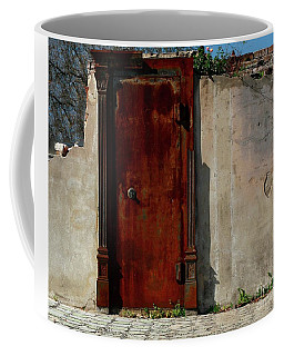 Rustic Ruin Coffee Mug