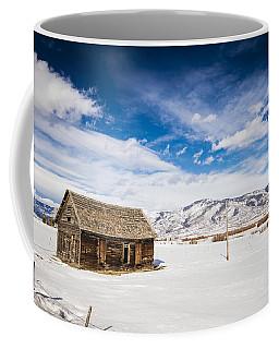 Rustic Shack Coffee Mug