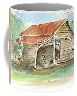 Rustic Southern Barn Coffee Mug