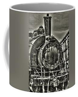 Rusting Locomotive Coffee Mug