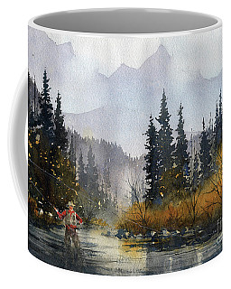 Rustons River Coffee Mug by Tim Oliver