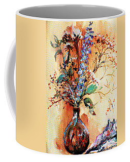 Rusty Arrangement Coffee Mug