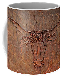 Rusty Bevo Coffee Mug