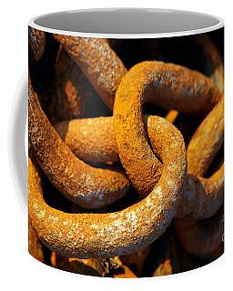 Rusty Chain Coffee Mug