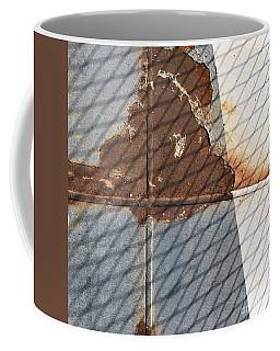 Rusty Cross Coffee Mug