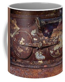 Rusty Gears Coffee Mug