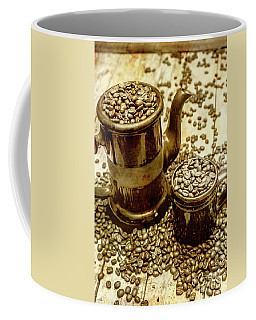 Rusty Old Cafe Still Life Artwork Coffee Mug