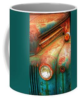 Rusty Old Ford Coffee Mug