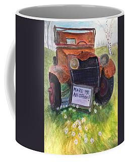 Rusty Old Relic Coffee Mug