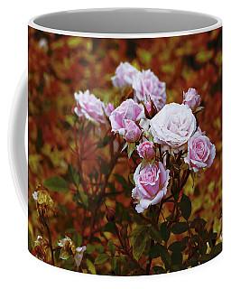 Rusty Romance In Pink Coffee Mug