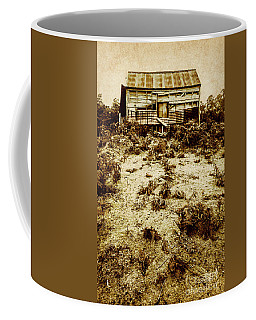 Rusty Rural Ramshackle Coffee Mug