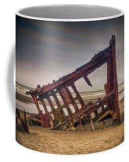 Rusty Shipwreck Coffee Mug