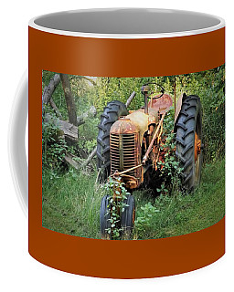Rusty Tractor 3  Coffee Mug