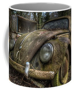 Rusty Vee Dub  Coffee Mug
