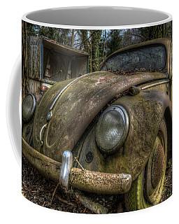 Rusty Vee Dub  Coffee Mug by Nathan Wright