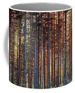 Rusy Forest Coffee Mug