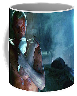 Rutger Hauer Number 2 Blade Runner Publicity Photo 1982 Color Added 2016 Coffee Mug