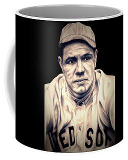 Ruth Coffee Mug by Fred Larucci