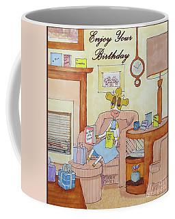 Ruthiemoo Enjoy Birthday Coffee Mug