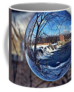 Rutland Dam Two Coffee Mug